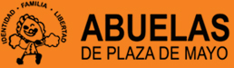 Logo de Abuelas de Plaza de may
